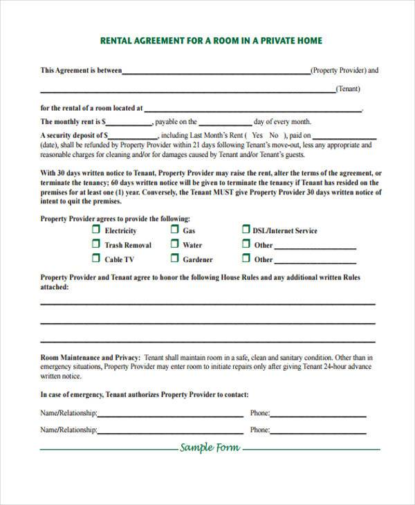 Arizona Rental Lease Agreement Forms And Templates Oukasfo