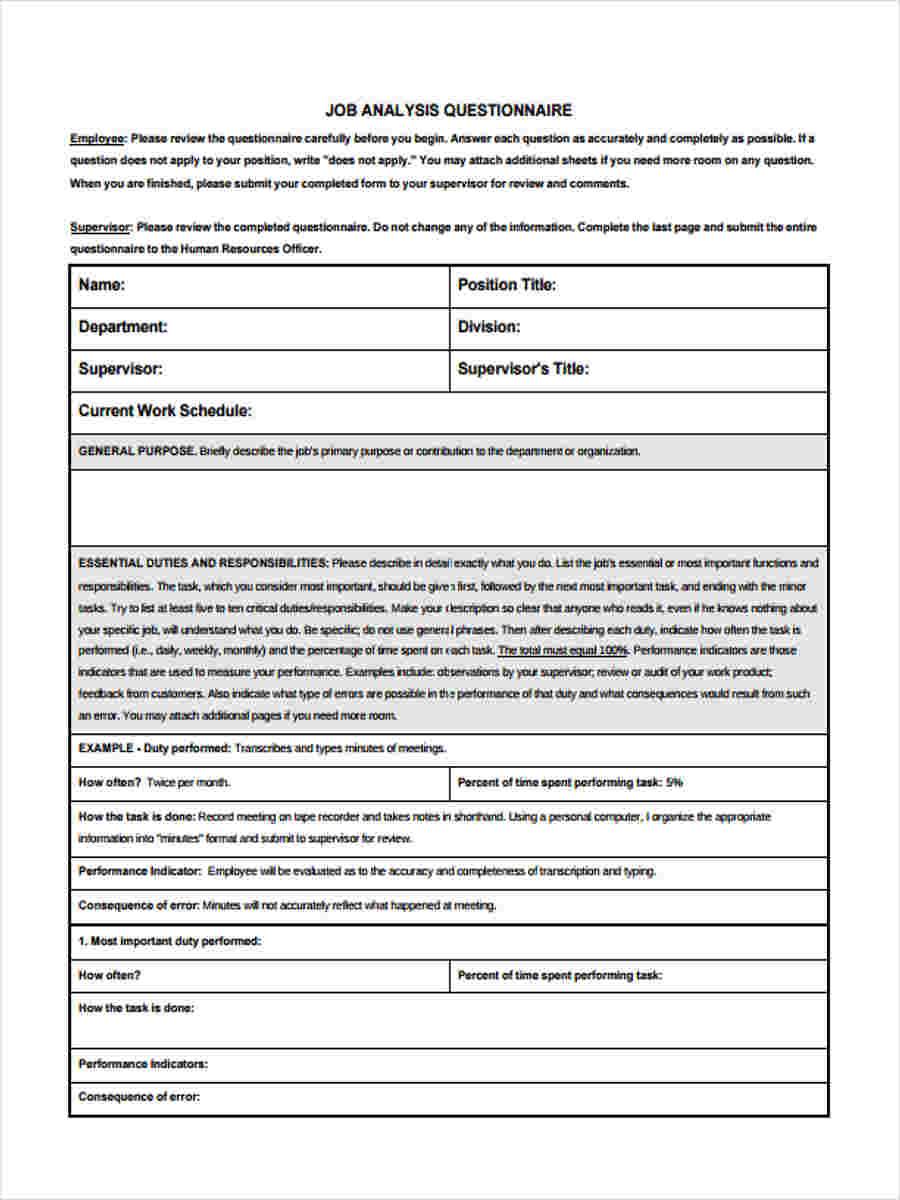 template questionnaire form | datariouruguay