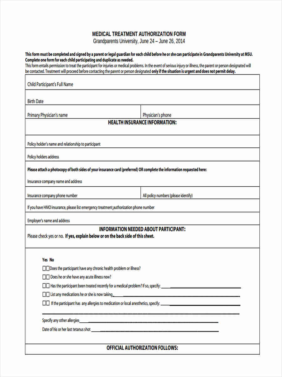 How to Write a Medical Consent Form How to Write a Medical Consent Form new pics