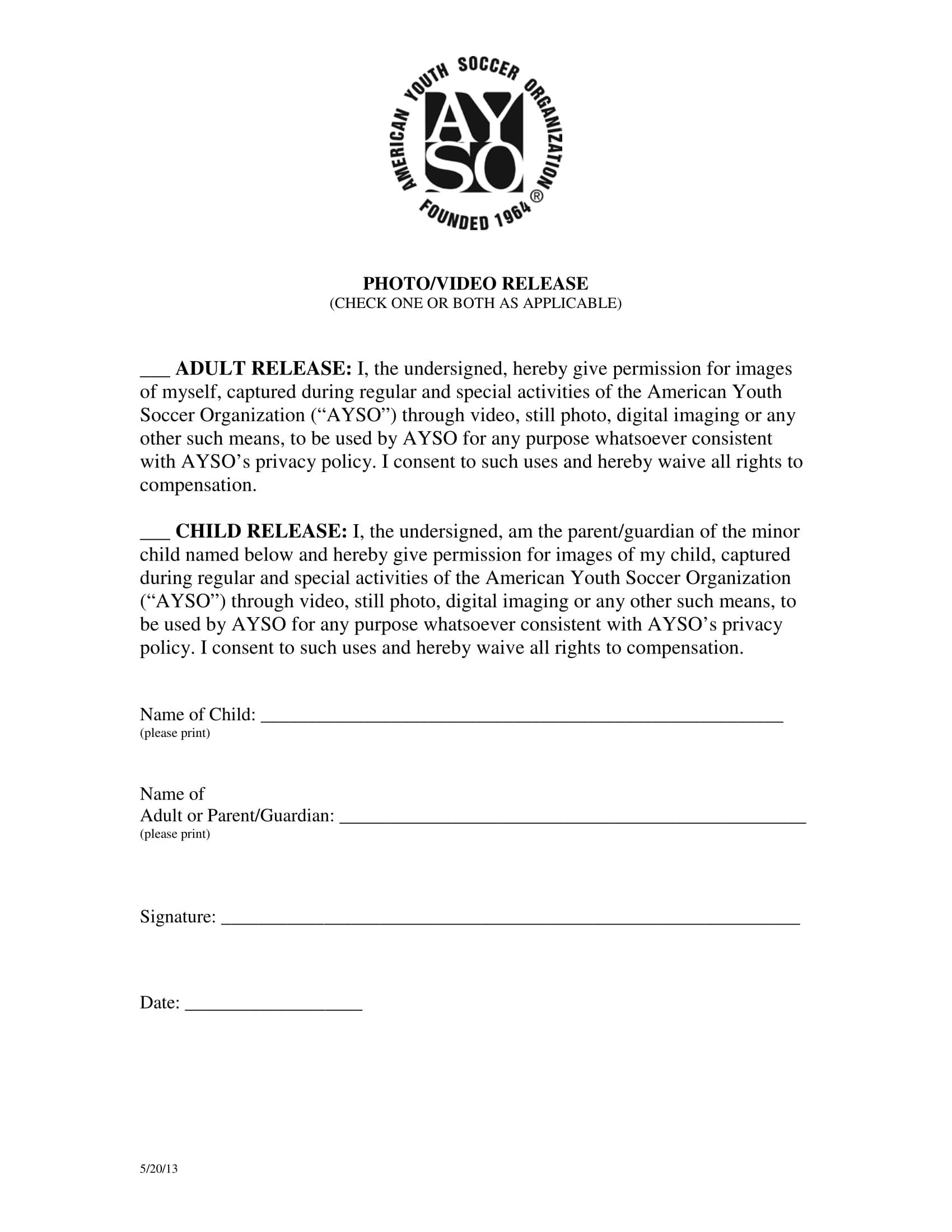 copyright release form - solarfm.tk