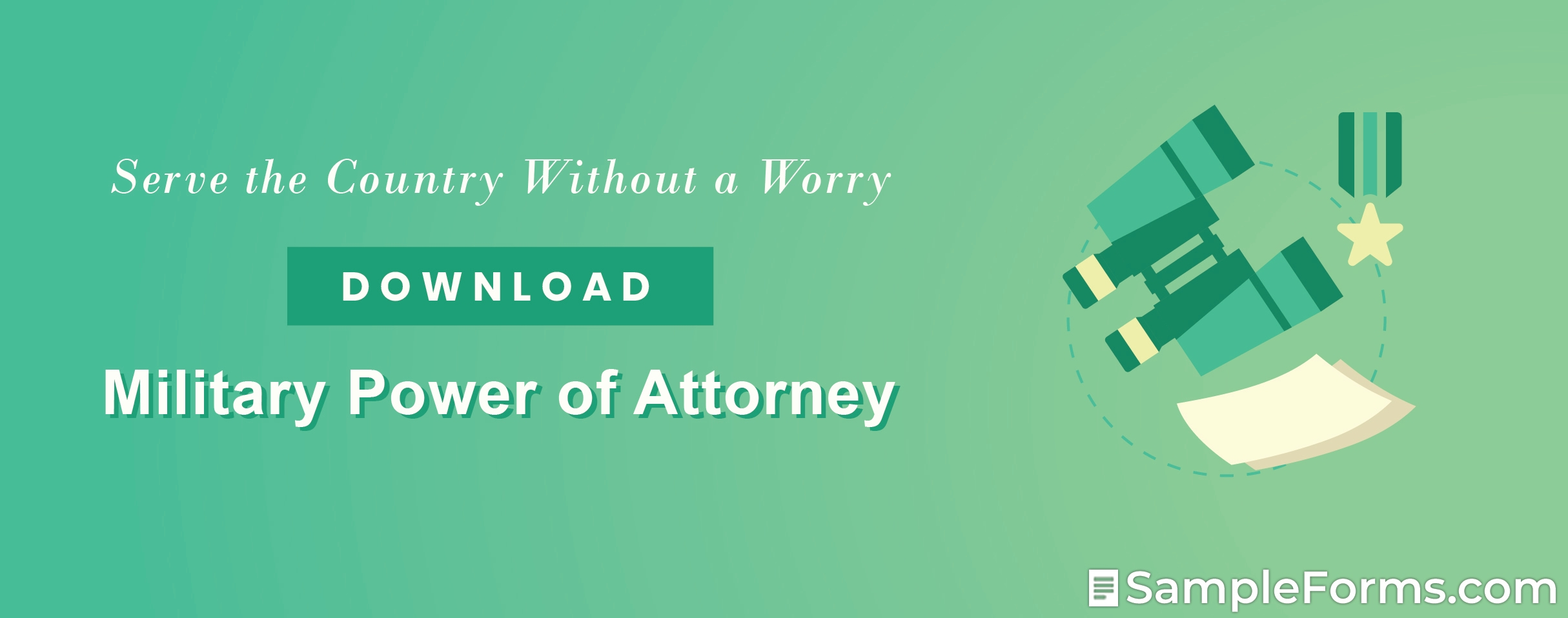Military Power of Attorney