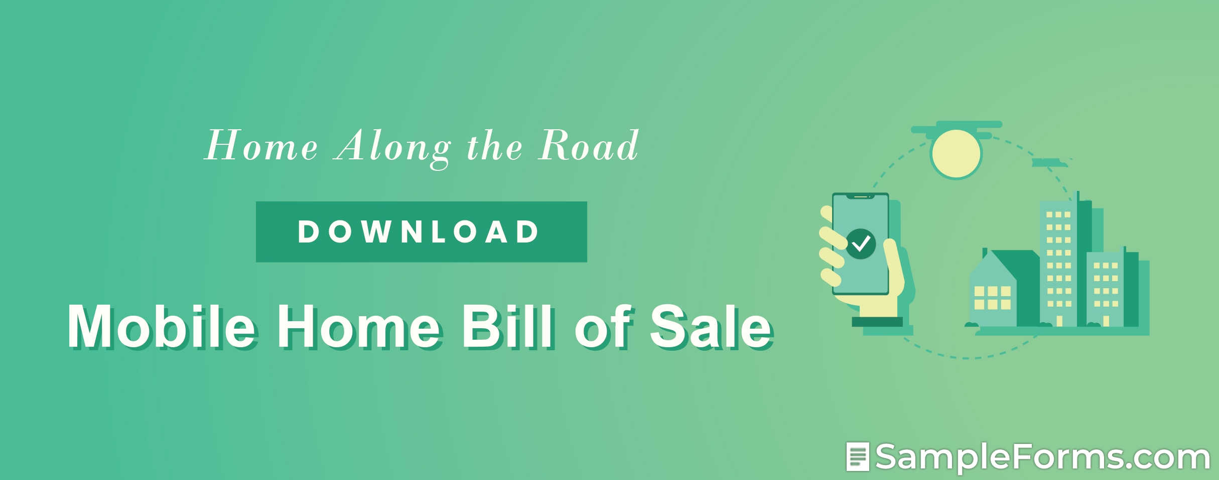 Mobile Home Bill of Sale Form3