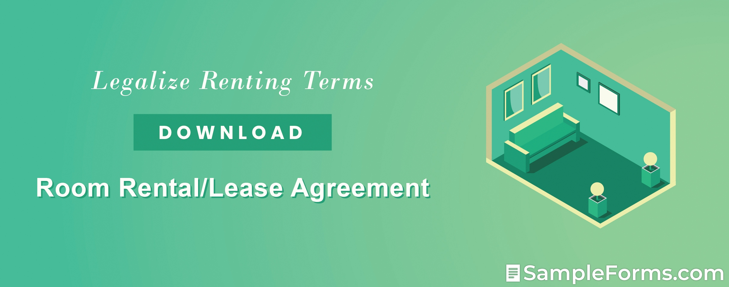Room RentalLease Agreement