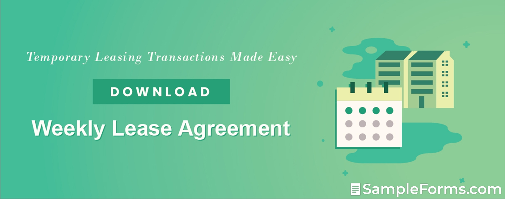 Weekly Lease Agreement1