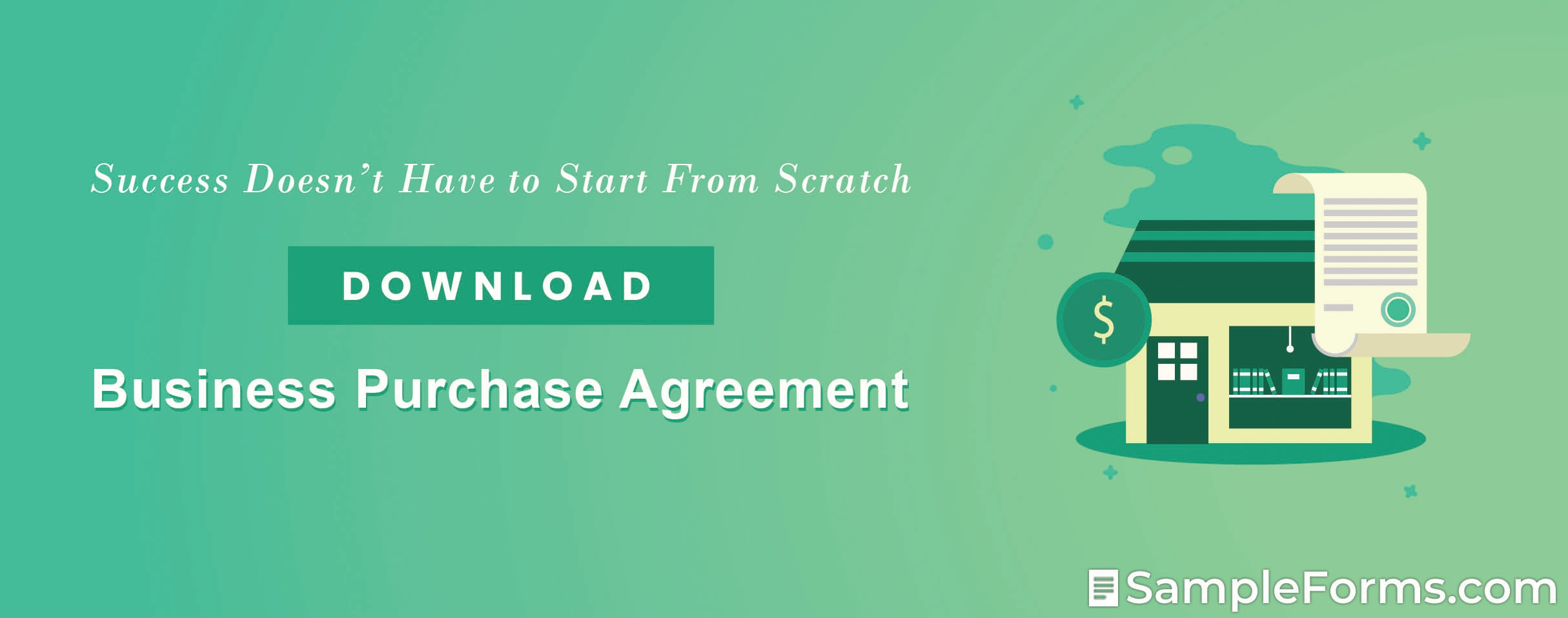 Business Purchase Agreement