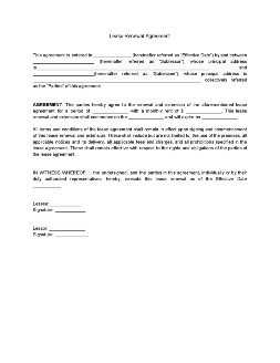 leaserenewalagreementform