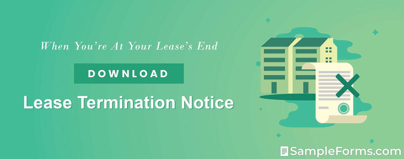 Lease Termination Notice