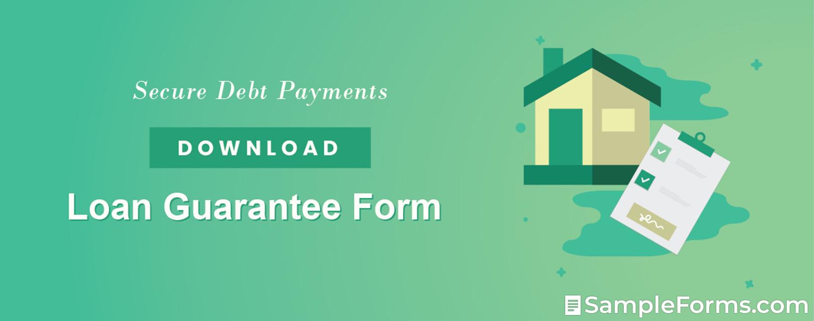 Loan Guarantee Form