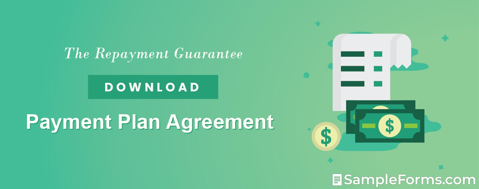 Payment Plan Agreement