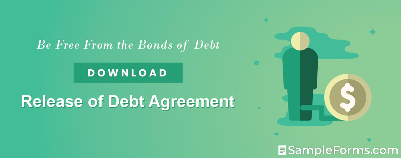 Release of Debt Agreement
