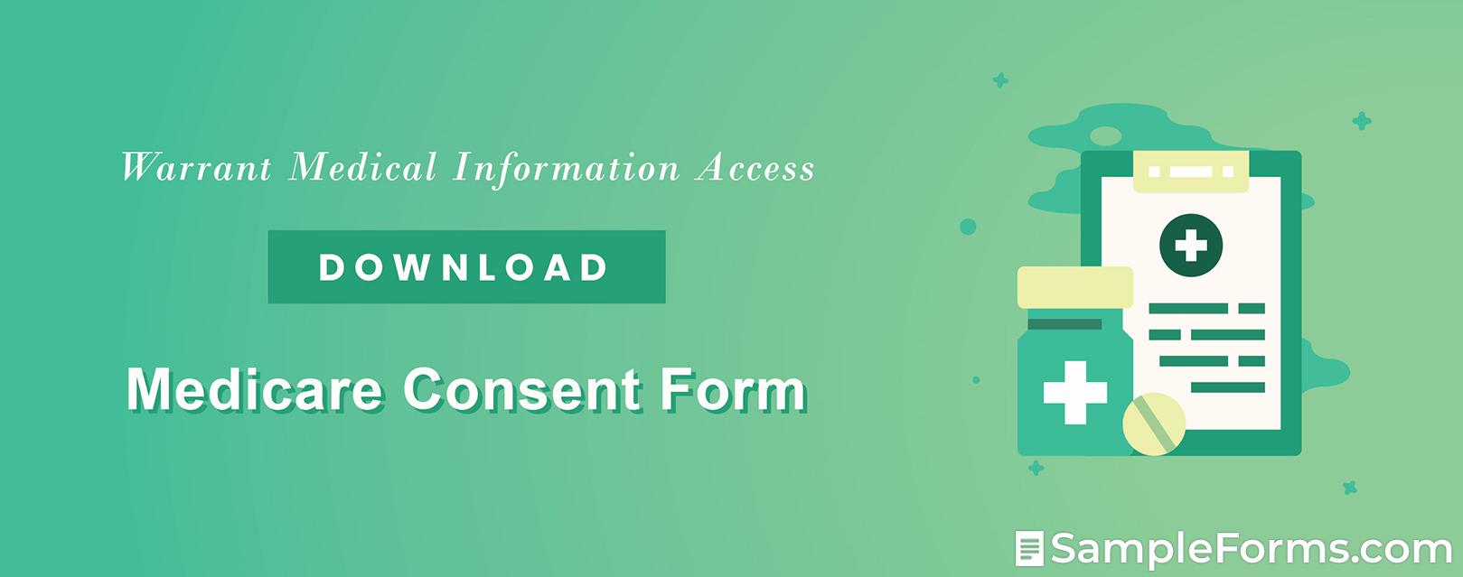 Medicare Consent Form1