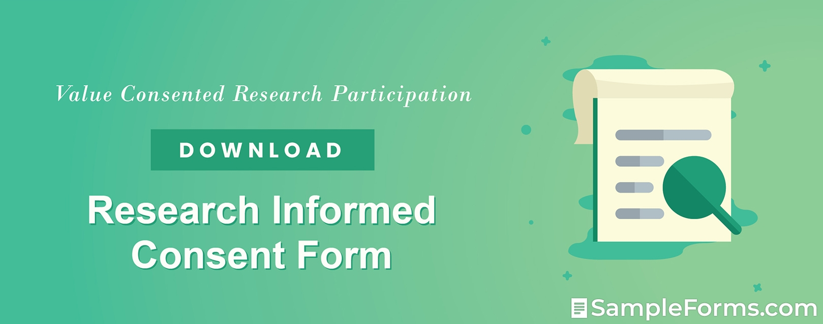 Research Informed Consent Form