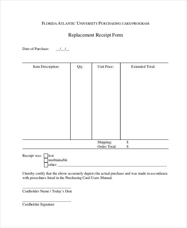 Stunning Proof Of Receipt Form Gallery Office Worker Resume  Proof Of Receipt Form