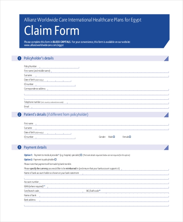 nextcare dental claim form