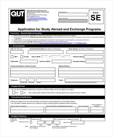 afs student exchange program application form Go on your international exchange program afs intercultural programs philippines is excited to tips for taking good photos and a sample photo release form.
