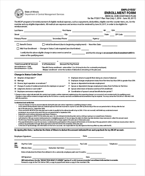 Sample Employee Payroll Forms - 10+ Free Documents In Pdf