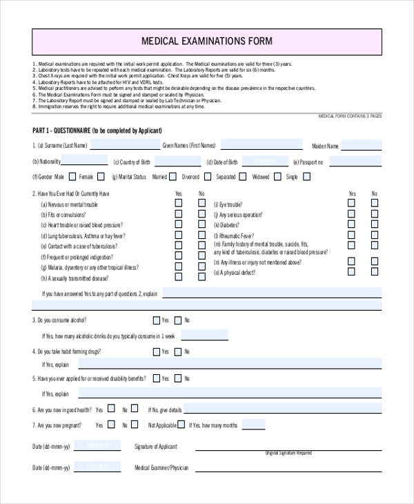 Sample Against Medical Advice Form  KakTakTk