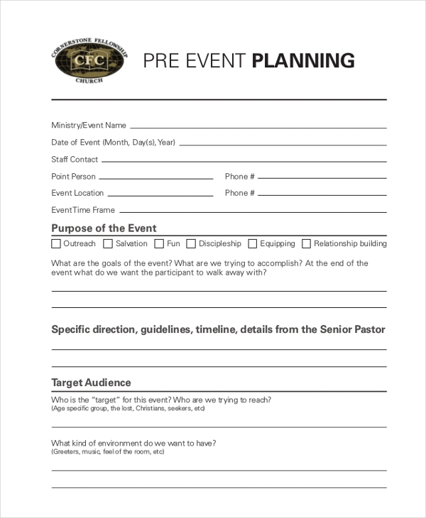 Sample Event Planning Best Images Of Printable Wedding Planner