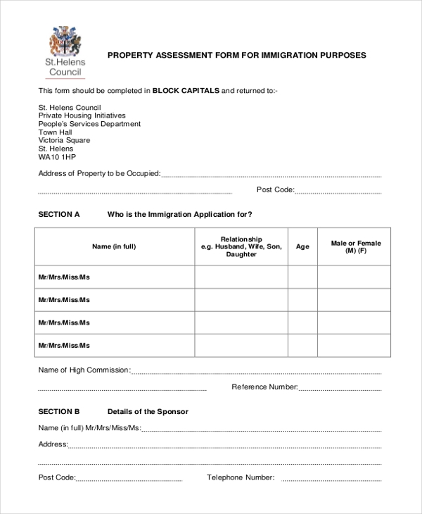 City Of Calgary Property Assessment Appeal