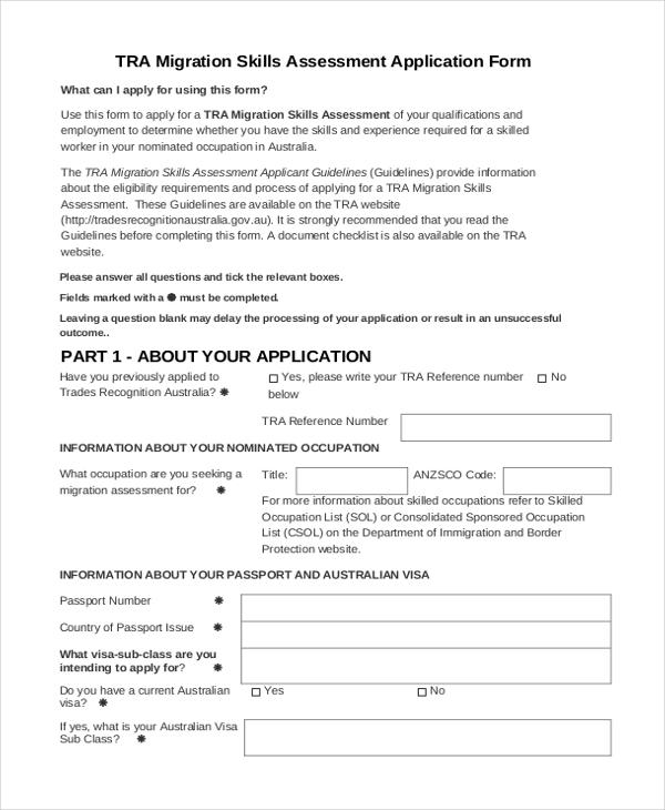 employee skill assessment template