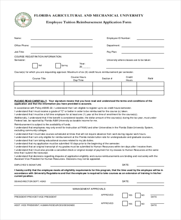 Certification letter of attendance sle 28 images 21 for Tuition contract template