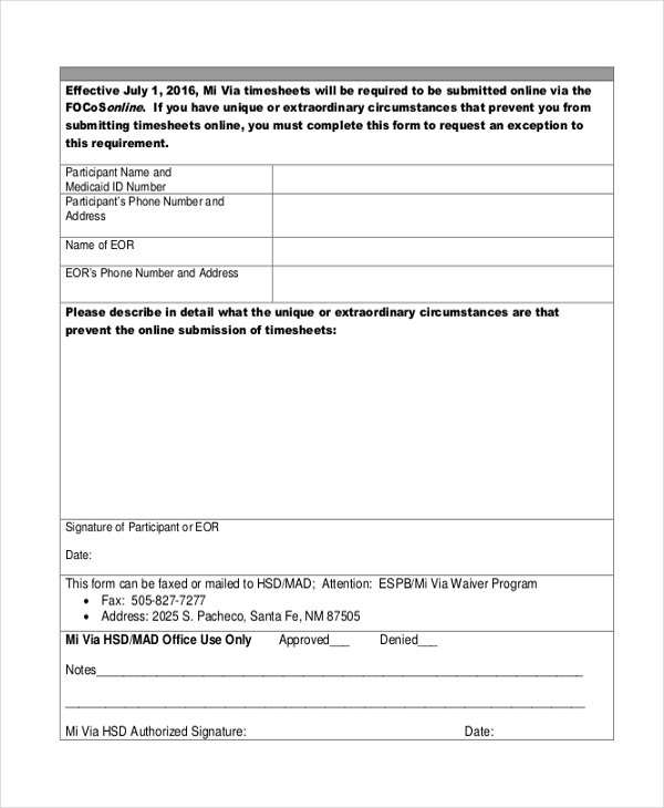 Sample Mileage Invoice Form  Online Invoice Form