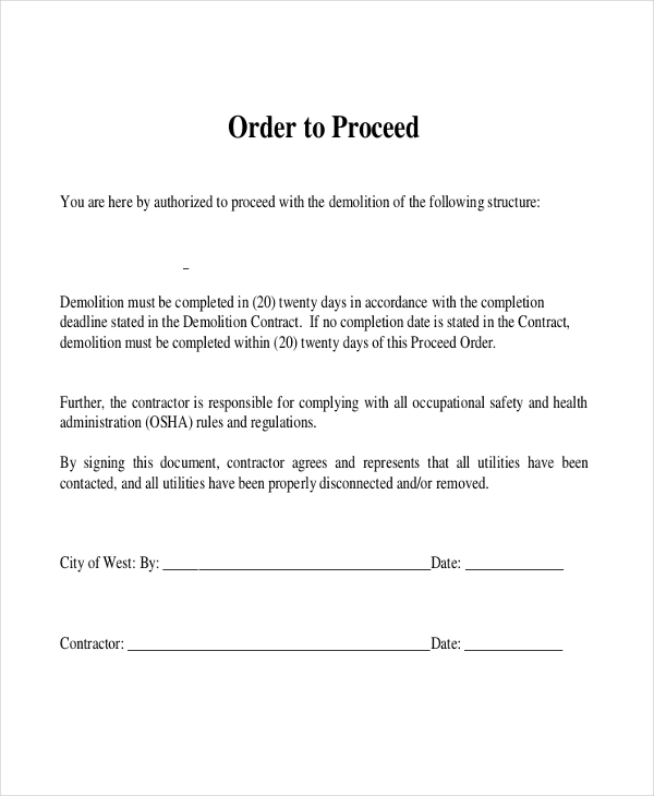 Sample Contractor Contract Form - 7+ Free Documents In Pdf