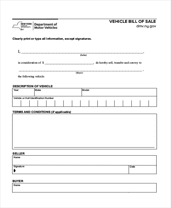 auto vehicle bill of sale2