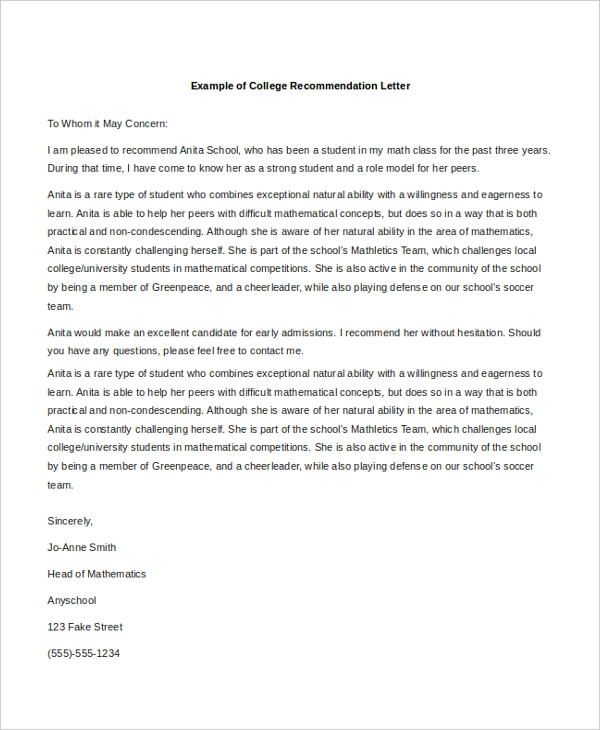 writing a letter of recommendation for a student for college Phd thesis map writing a letter of recommendation for a student for college how to write a college application essay 6th graders writing college dissertation.