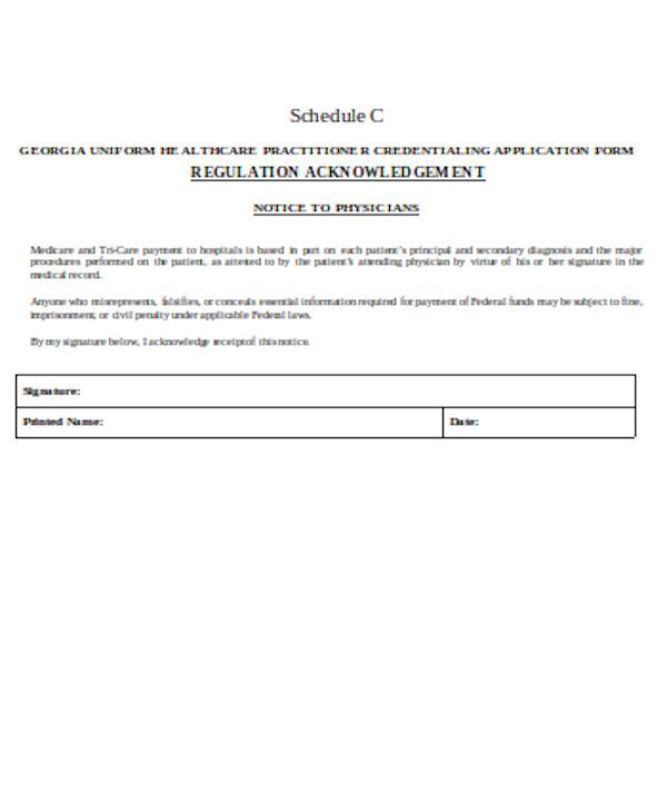 simple schedule c form