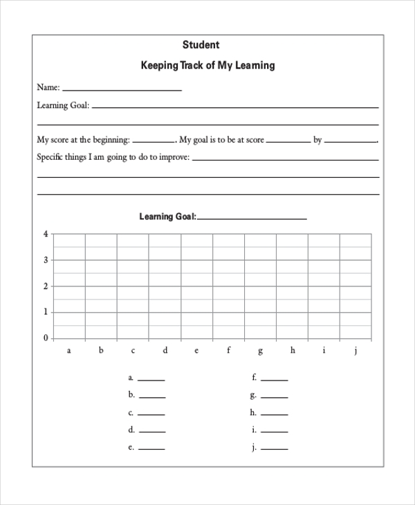 sample tracking form