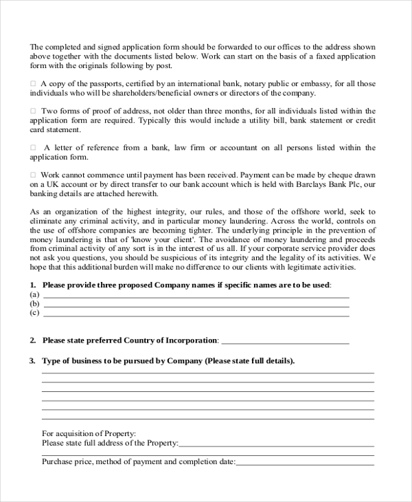 Sample Business Agreement Form - 9+ Free Documents in PDF, Doc