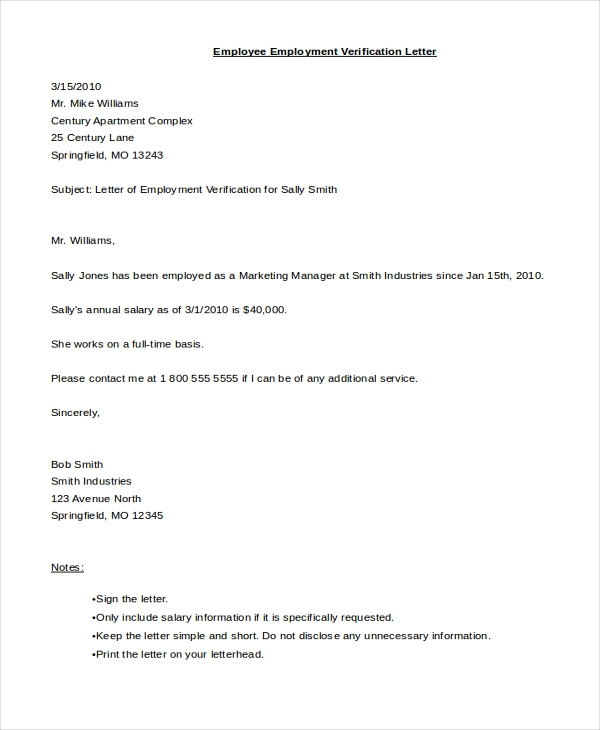 Employee Confirmation Letter Template from images.sampleforms.com