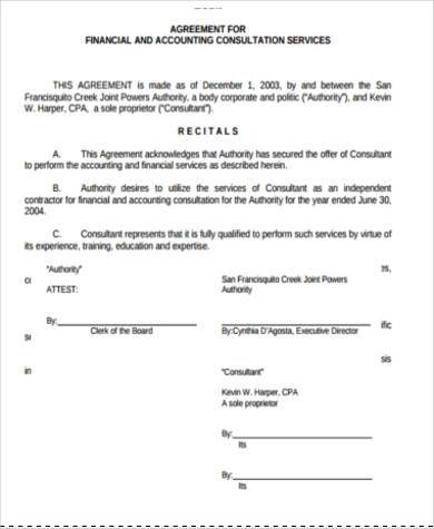 Consulting Services Agreement Service Agreement Template