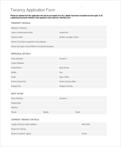 apartment application form pdf
