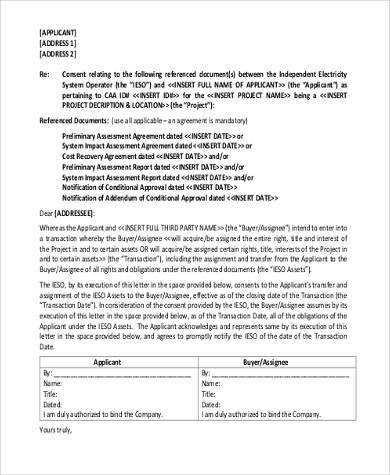 Transfer Of Assets Agreement Template
