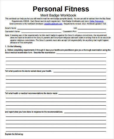 Sample Bsa Medical Form  Bsa  Bsa Camp Health Officer Training