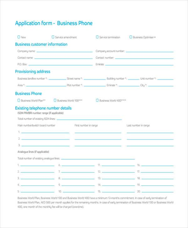 business world short form