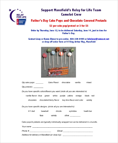 Cake-Pop-Order-Form T Shirt Order Form In Word on small xxl, 5th grade, samples for, template microsoft word, printable pdf,