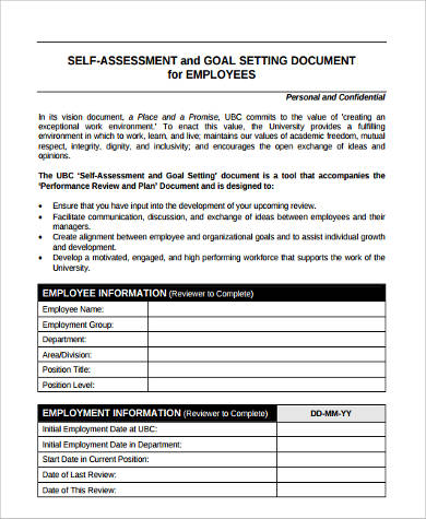 Employment Assessment Form  MayotteOccasionsCo
