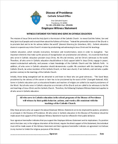 section 9 witness statement template physic minimalistics co
