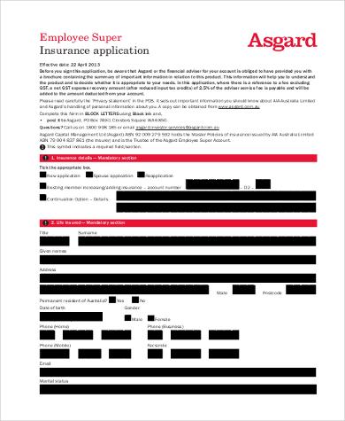 employment insurance application2