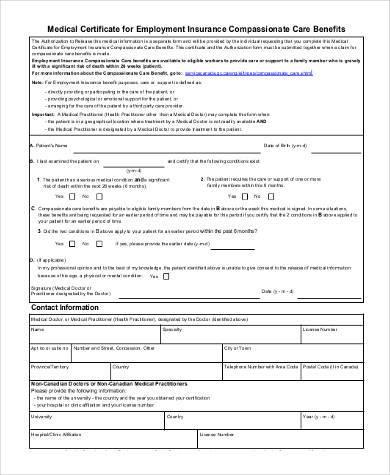 employment insurance authorization form1
