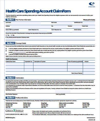encon dental claim form