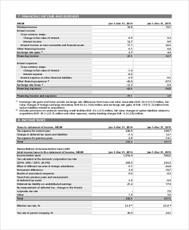 financial annual statement1