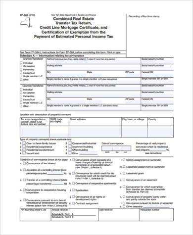 free real estate deed form