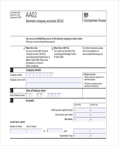 home business accounting form1