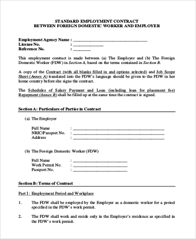 Sample Loan Agreement Form   Free Documents In Word Pdf