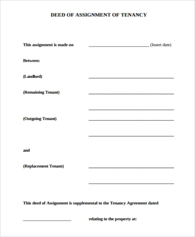 Sample Novation Agreement   Free Documents In Word Pdf