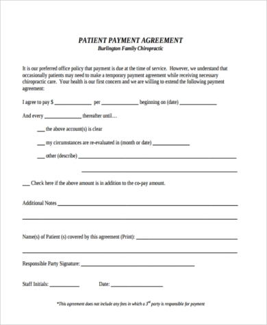 Payment agreement form timiznceptzmusic payment agreement form thecheapjerseys Gallery